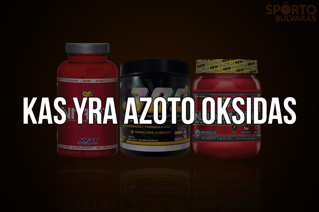 Azoto oksidas