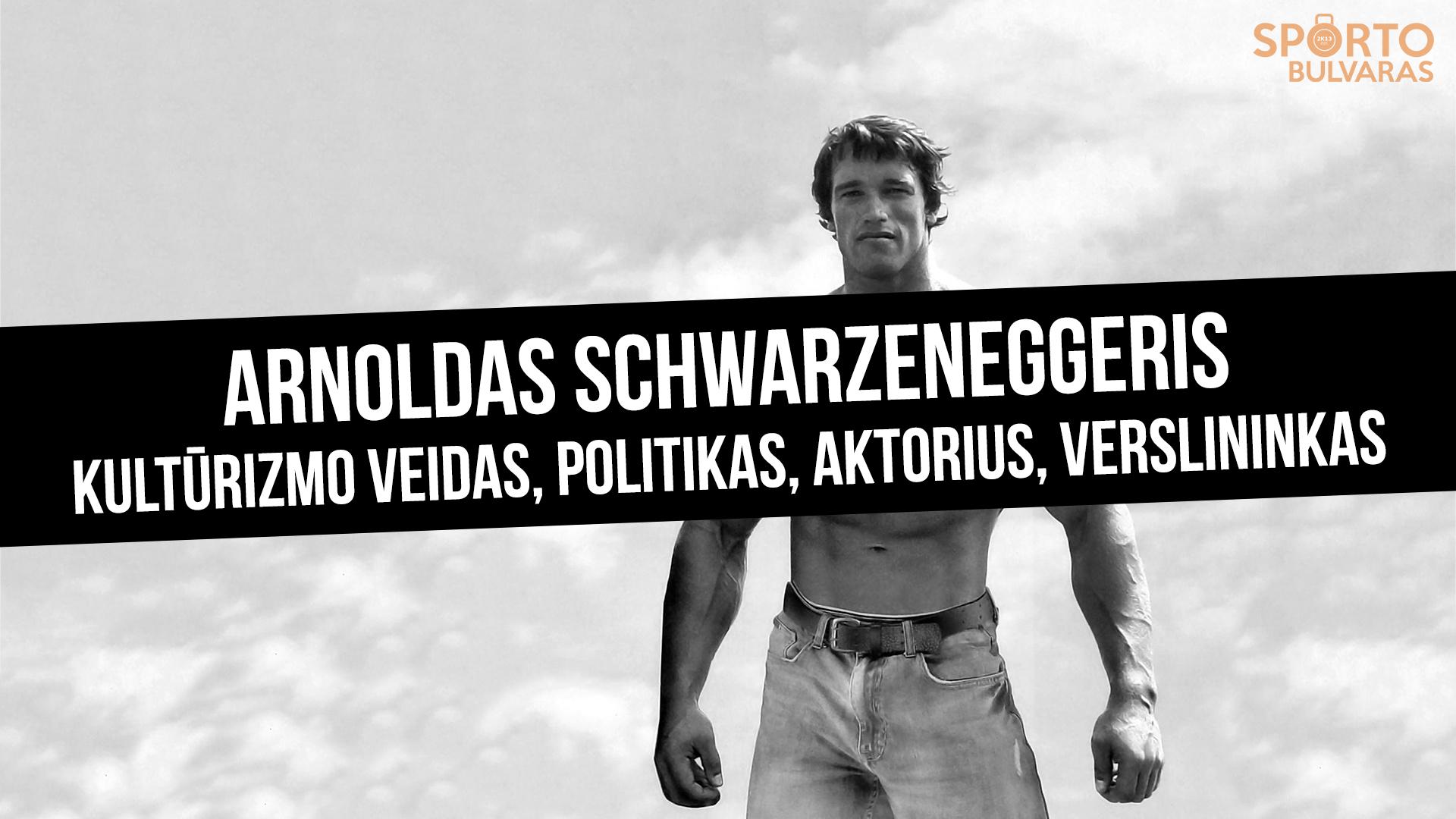 Geležinis Arnoldas