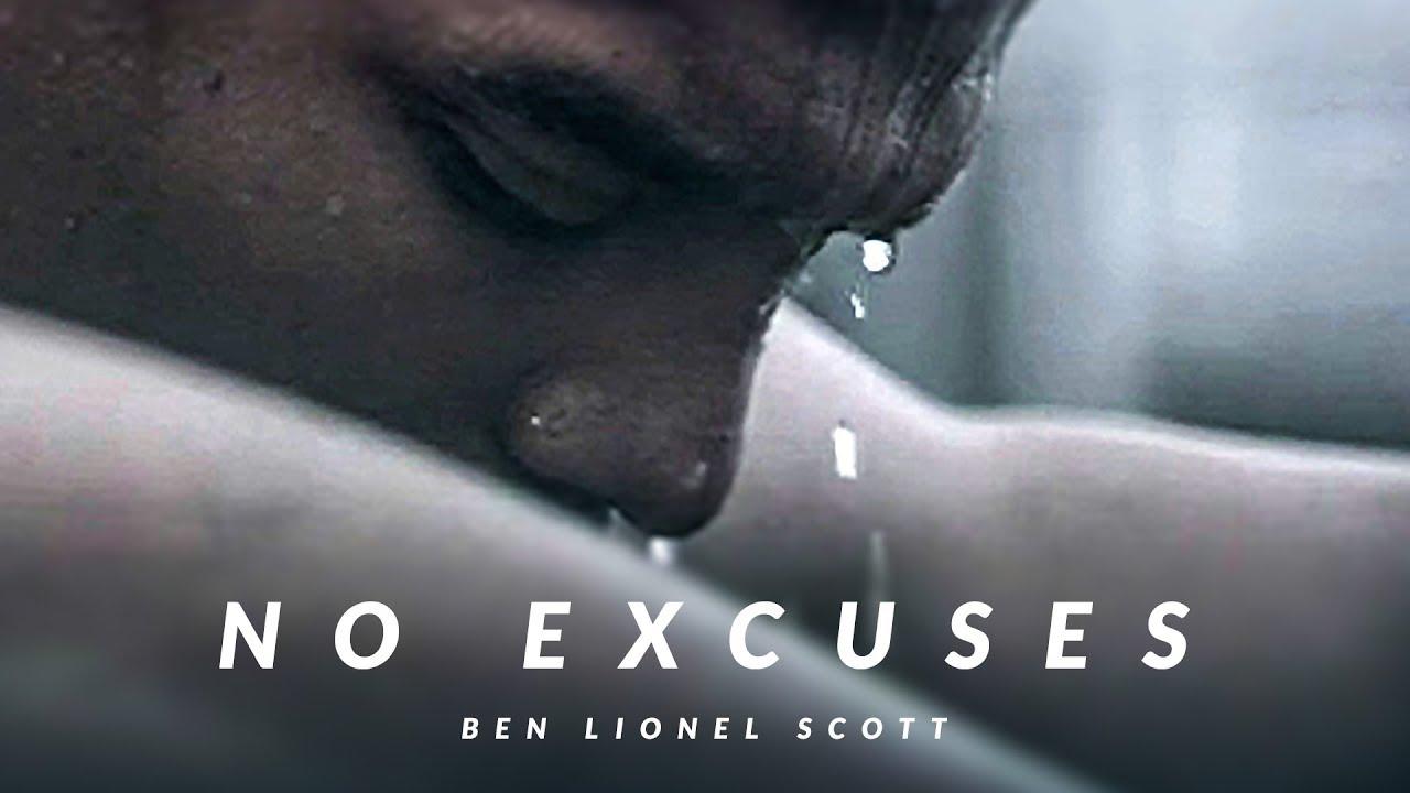 NO EXCUSES – Best Motivational Video (EN)